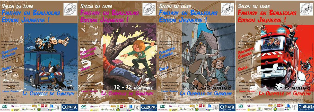 Le programme des animations !