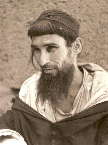 Juif de la vallée du Draa - (Besancenot, Jean 1935)