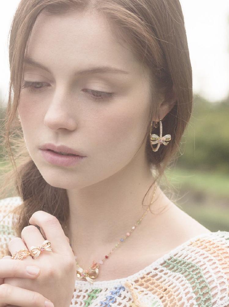 Les Néréides bijoux: la collection printemps-été 2014 sur Linea Chic