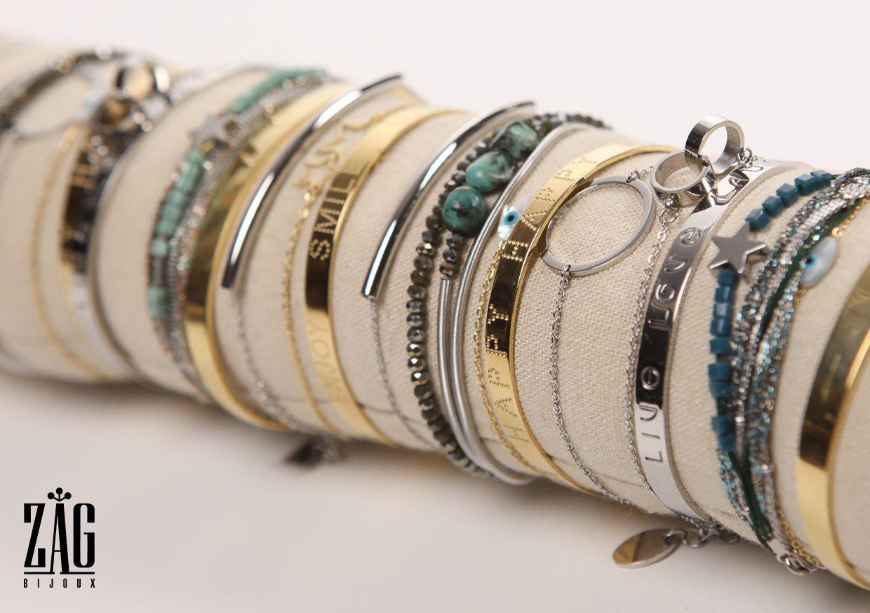 cd22cf6dc722a Zag Bijoux  Les bracelets