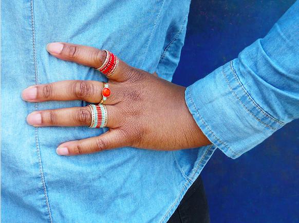 Bijoux fantaisie : les bagues à adopter cet été