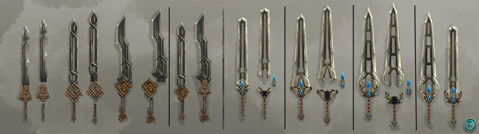 Swords concepts