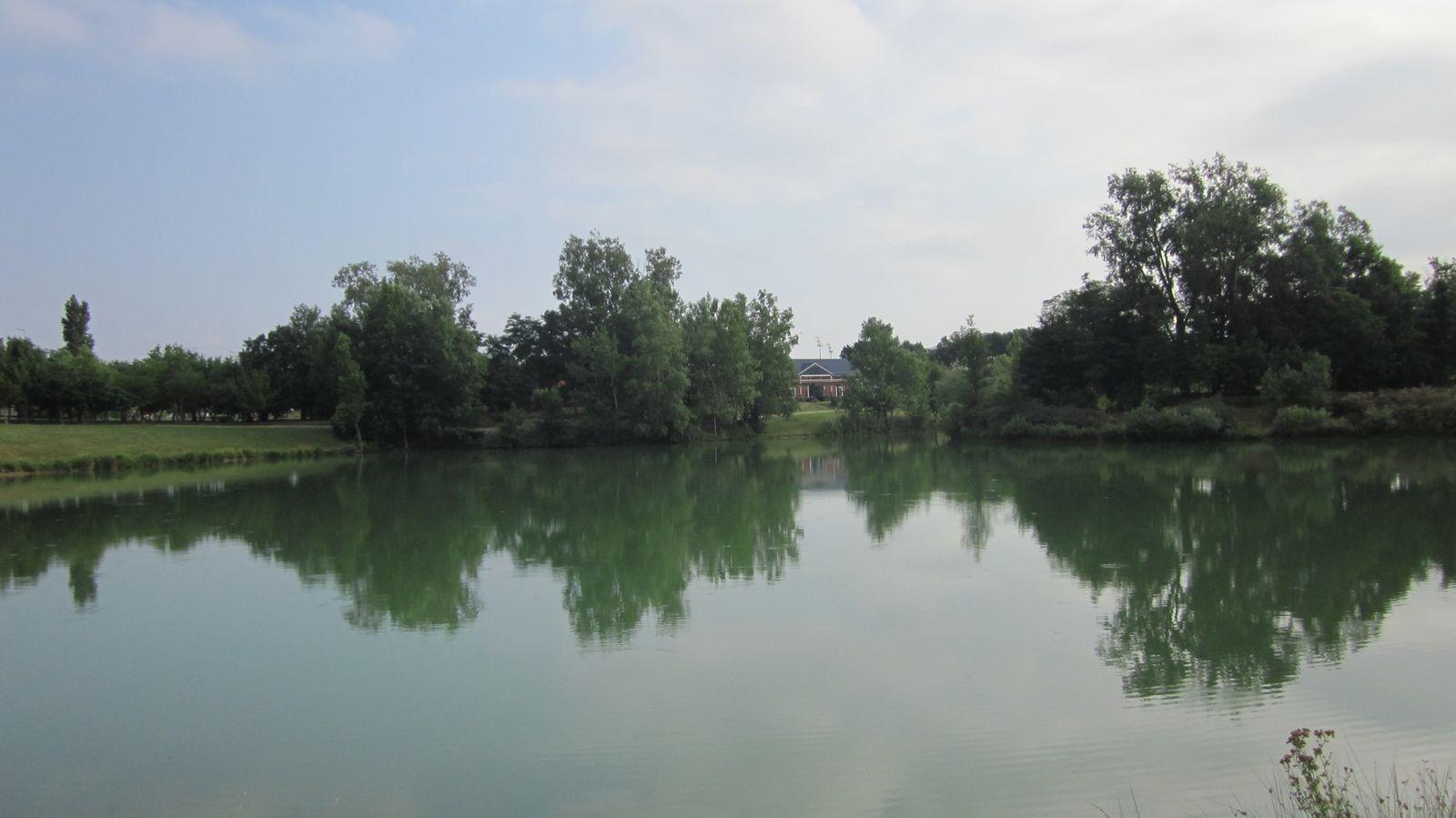 tour du lac de labège
