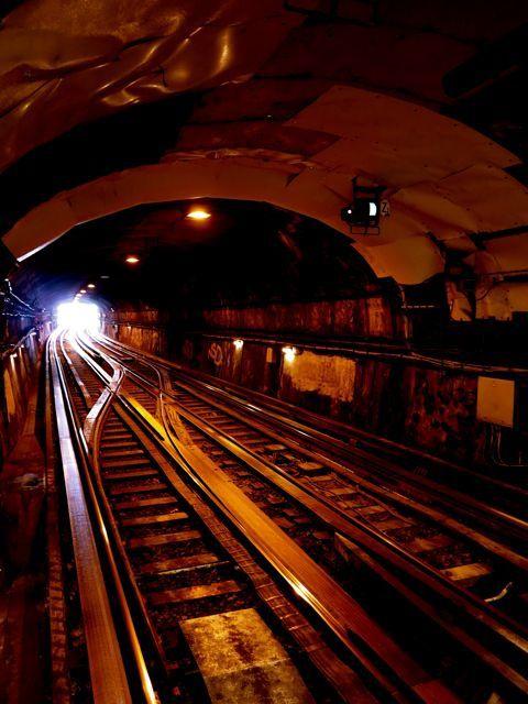 chemin de fer métropolitain