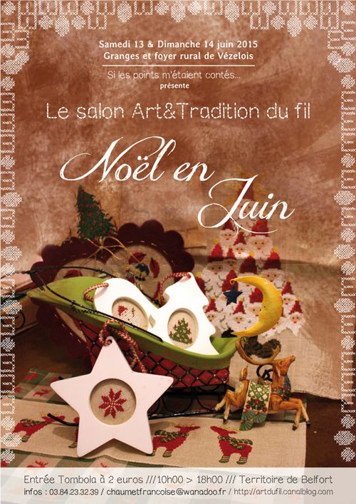 SALON ART et TRADITION DU FIL