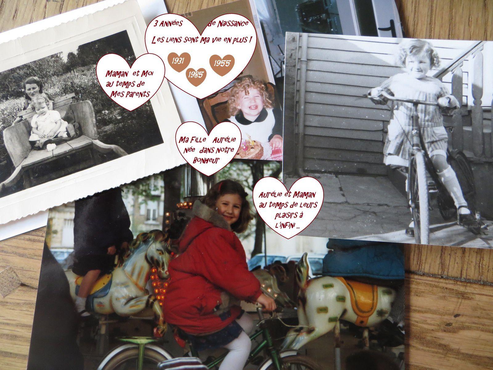 y'a des années qui seront toujours làààààààà .... mais y'en a toujours eu de l'Amour en sachant vivre de nos passionnantes aventures !