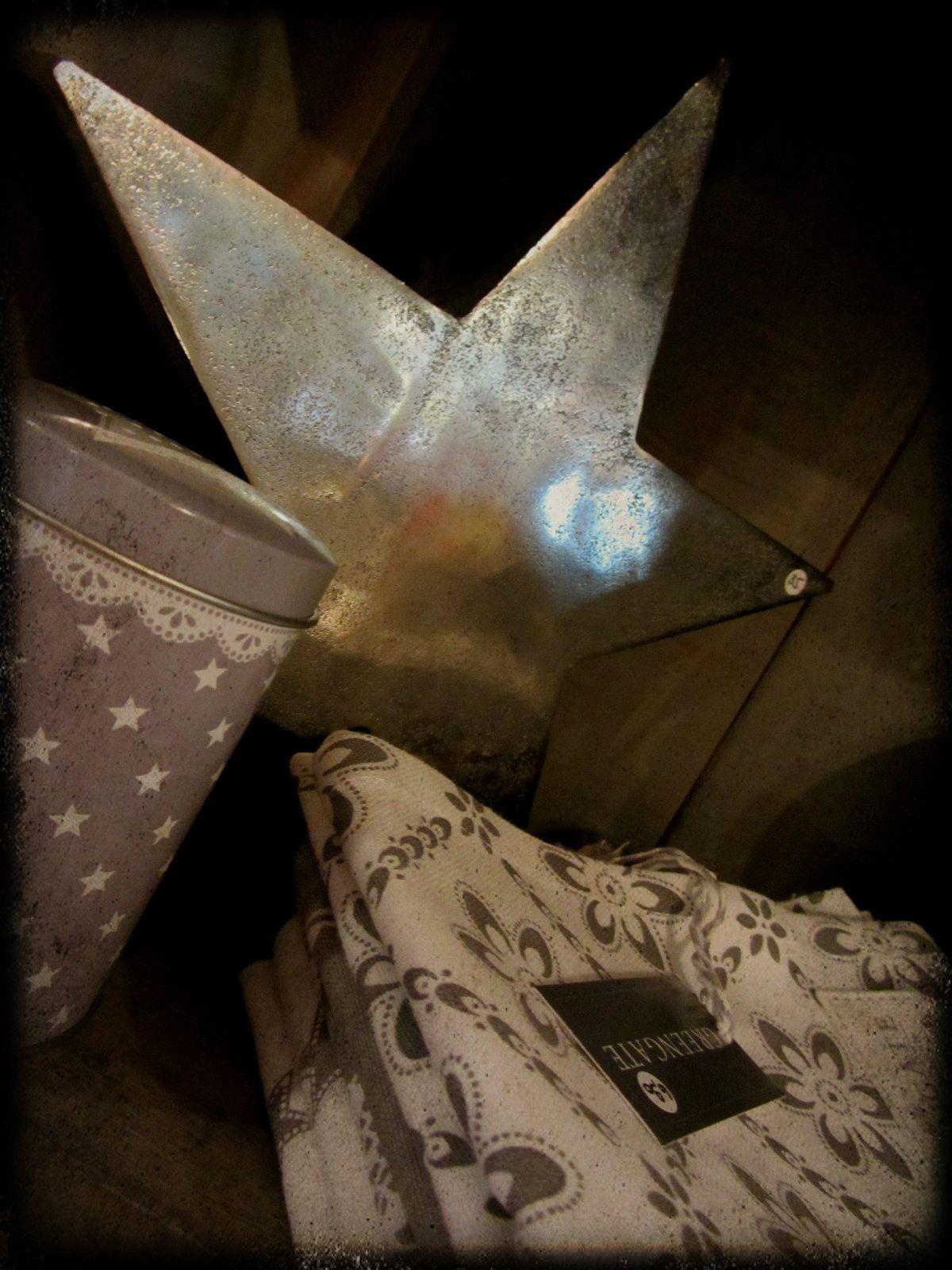 Petites étoiles Grises... GreenGate...