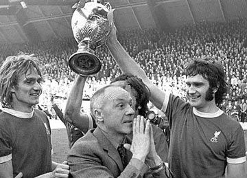 Rouge ou mort, la biographie de Bill Shankly par David Peace