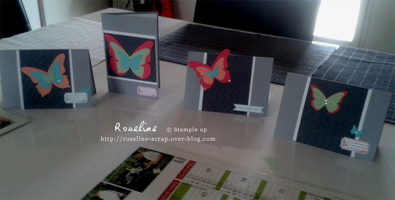 cartes réalisées lors de l'atelier