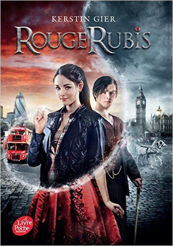 Rouge Rubis (tome 1)