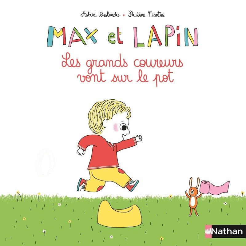Max et Lapin : Les grands coureurs vont sur le pot