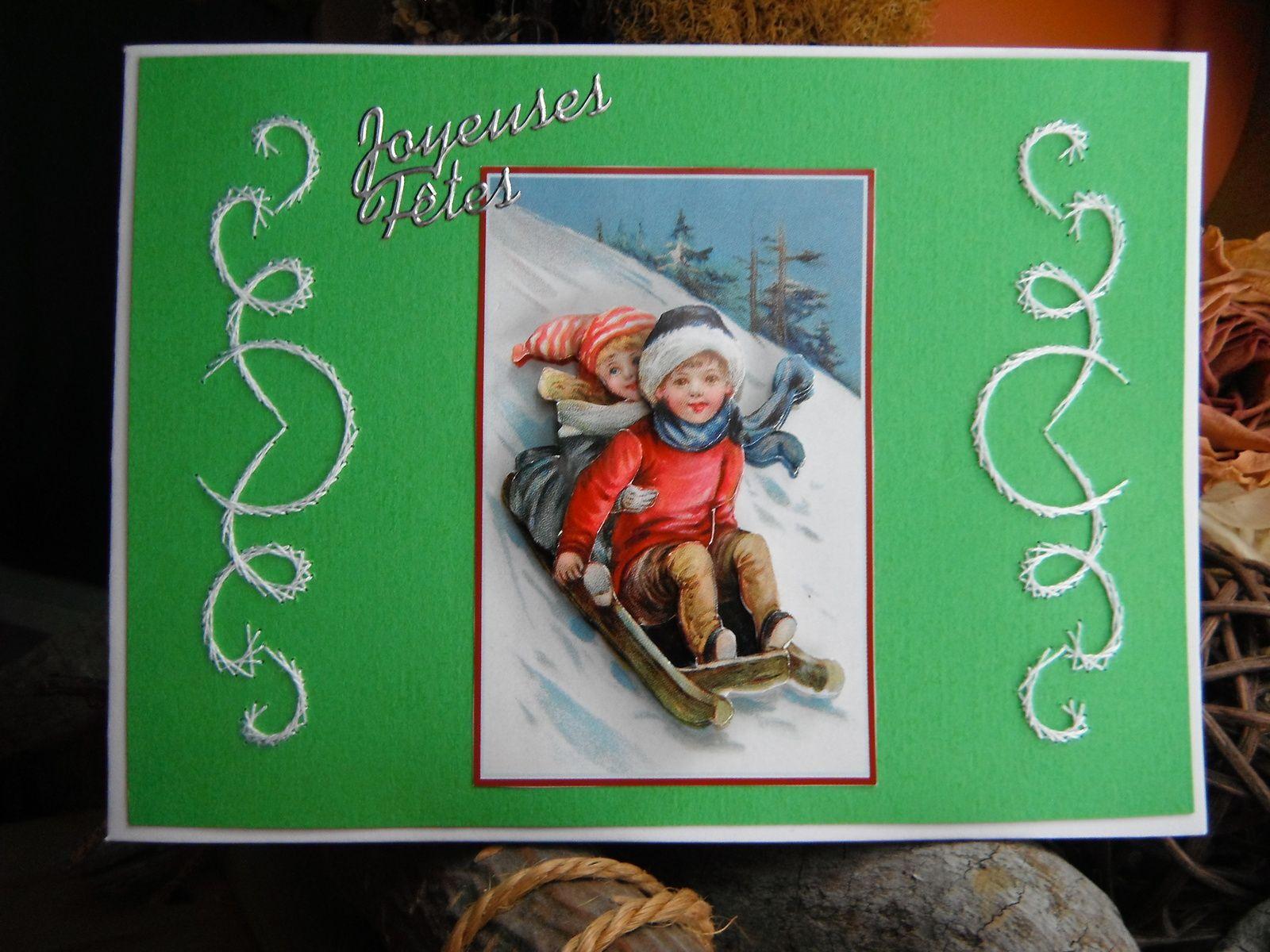 Entre nous saison 3 - voeux de Noël 2013