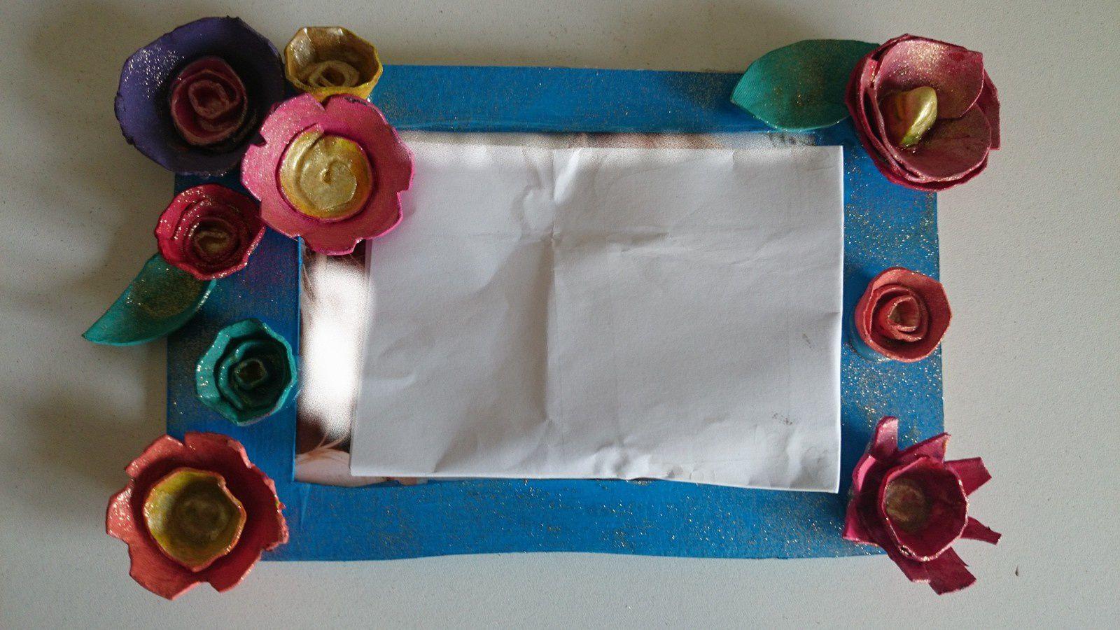 cadeau pour l anniversaire de mamie realise par lison le blog de nounoucarole. Black Bedroom Furniture Sets. Home Design Ideas