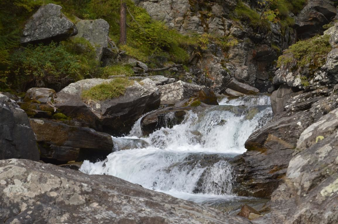 Retour des Hautes Alpes le 29 septembre 2014