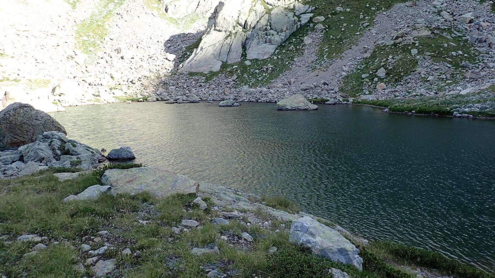 Circuit les lacs de l'Isolette