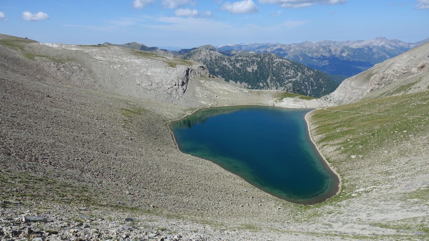 Rando les lacs de la Cayolle
