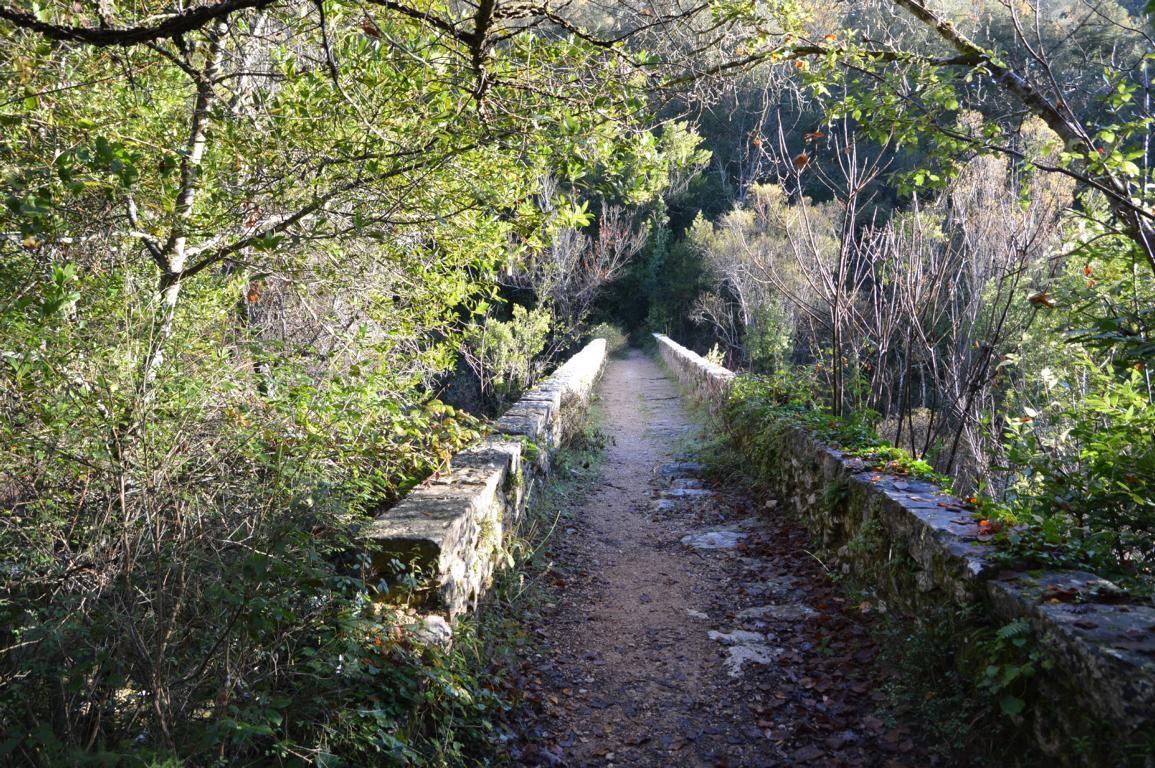 Le pont du Rey.