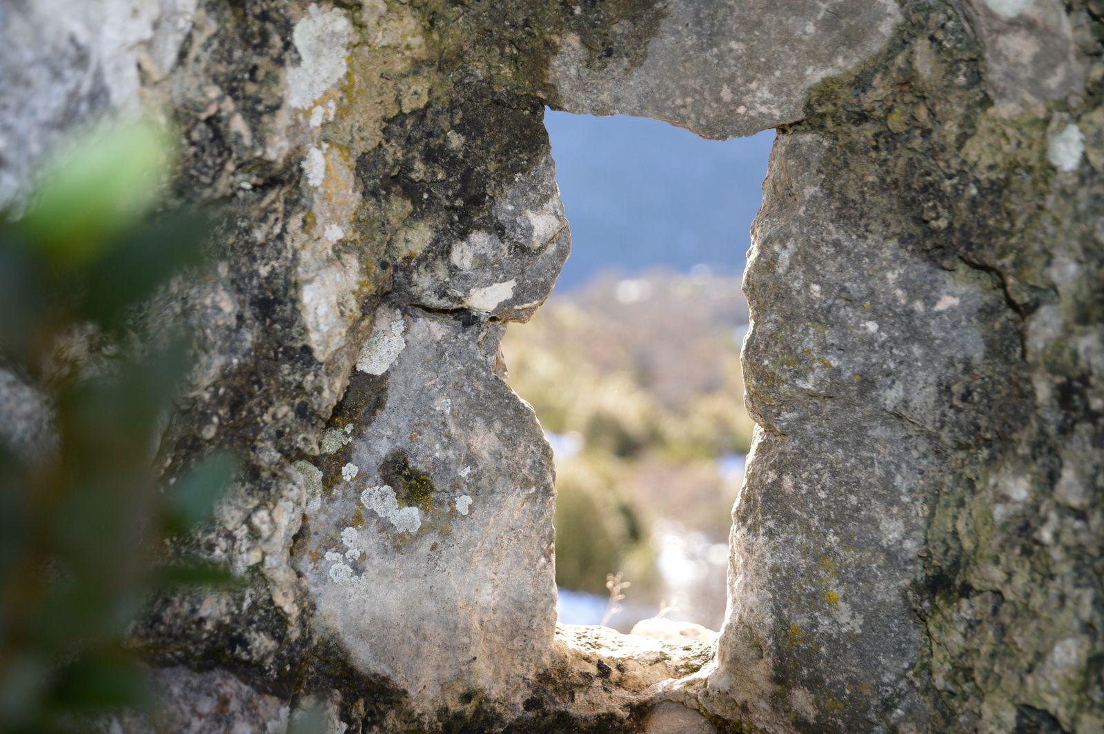 Le Castellaras d'andon le 9 janvier 2014