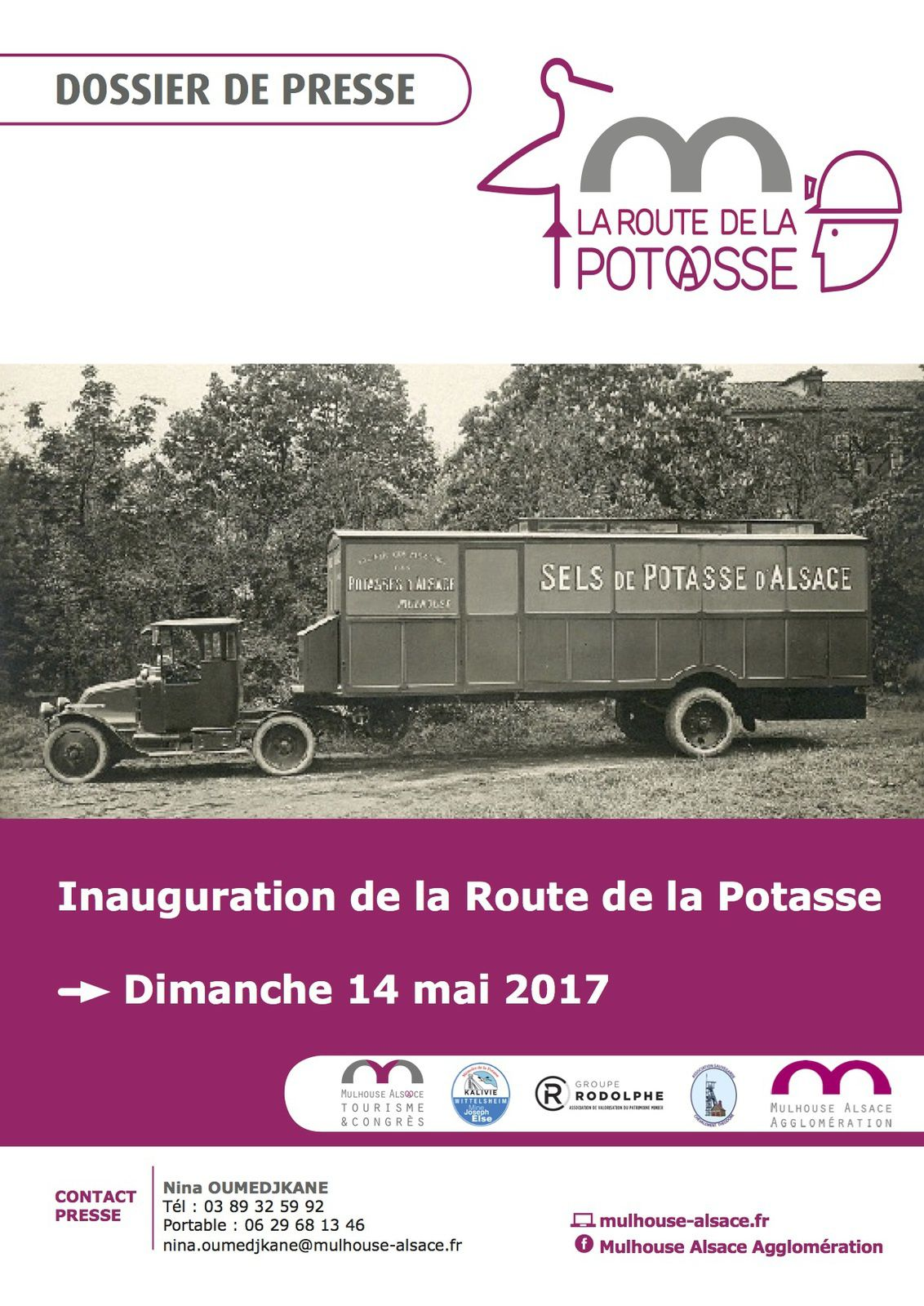 La Route de la Potasse