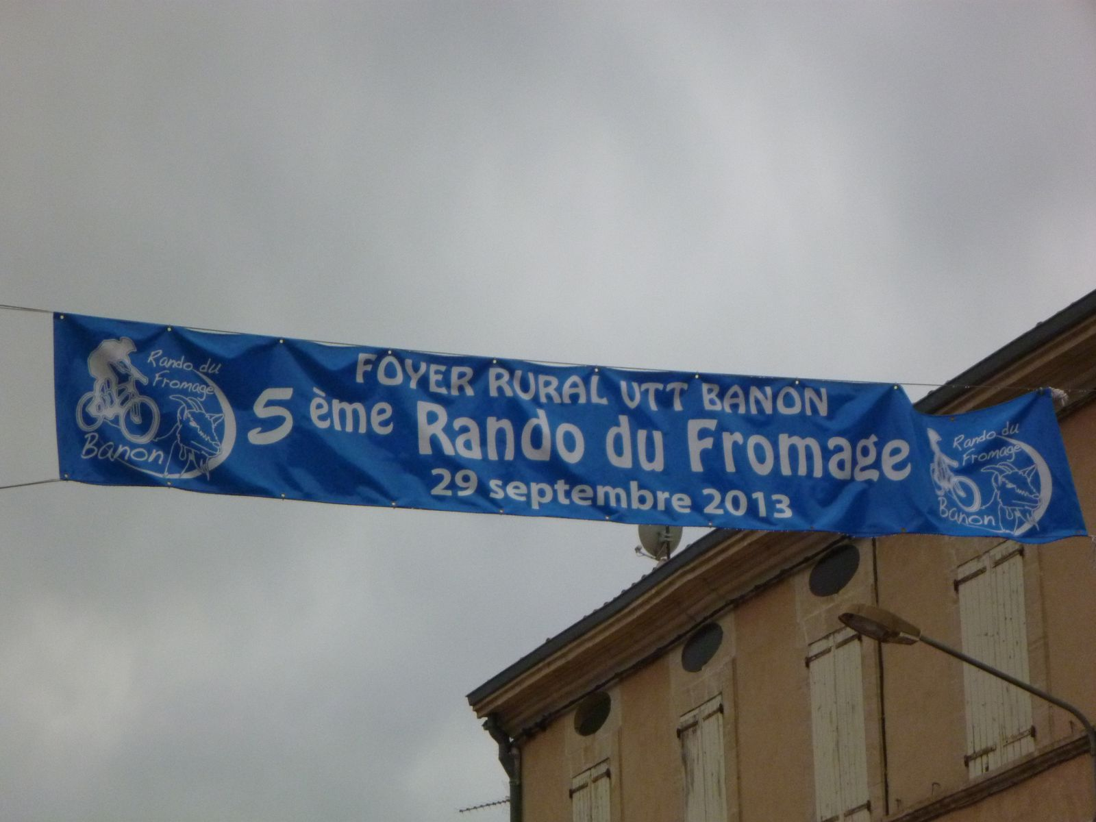 La Rando du Fromage à Banon 29/09/2013
