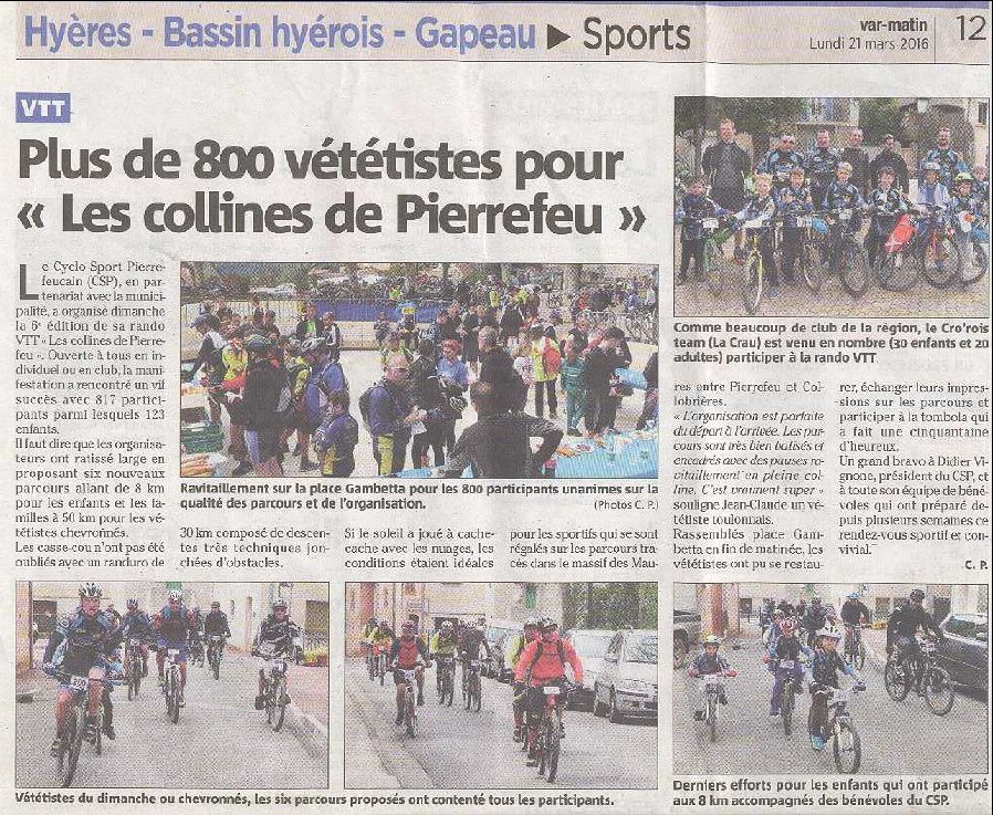 Article Var Matin