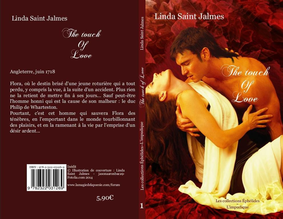 The touch of love, Linda Saint Jalmes