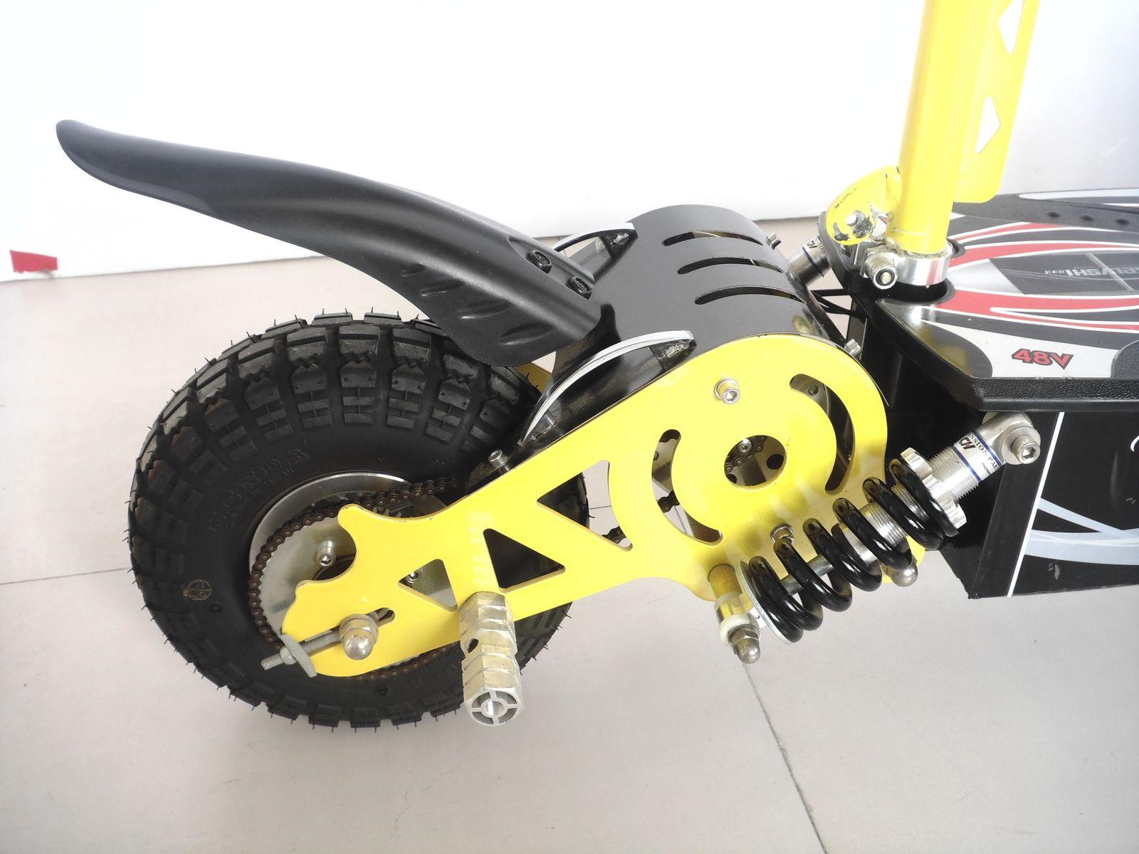Trottinette électrique 1000w/48v : 499€ - Trottinette électrique