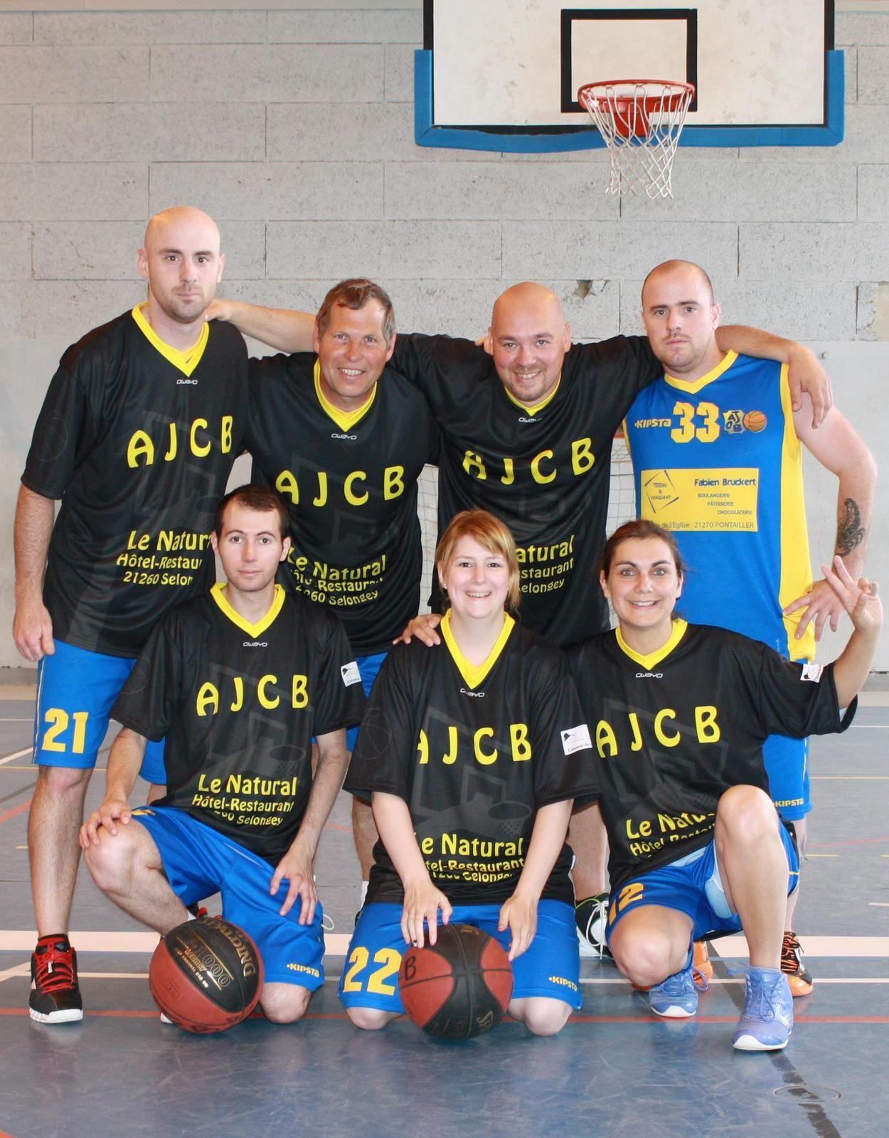Fox, Guiles, Vince, Tifou, La crevette, Nanie et Del