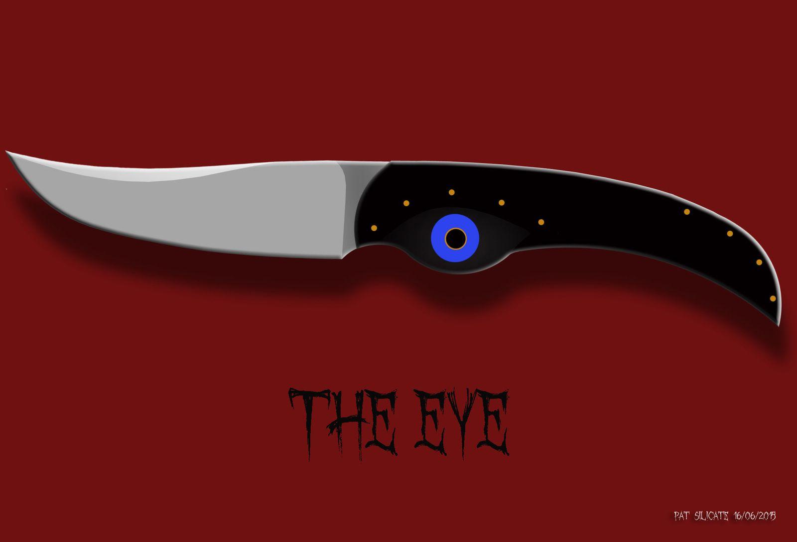 Projet : &quot&#x3B;The Eye&quot&#x3B;