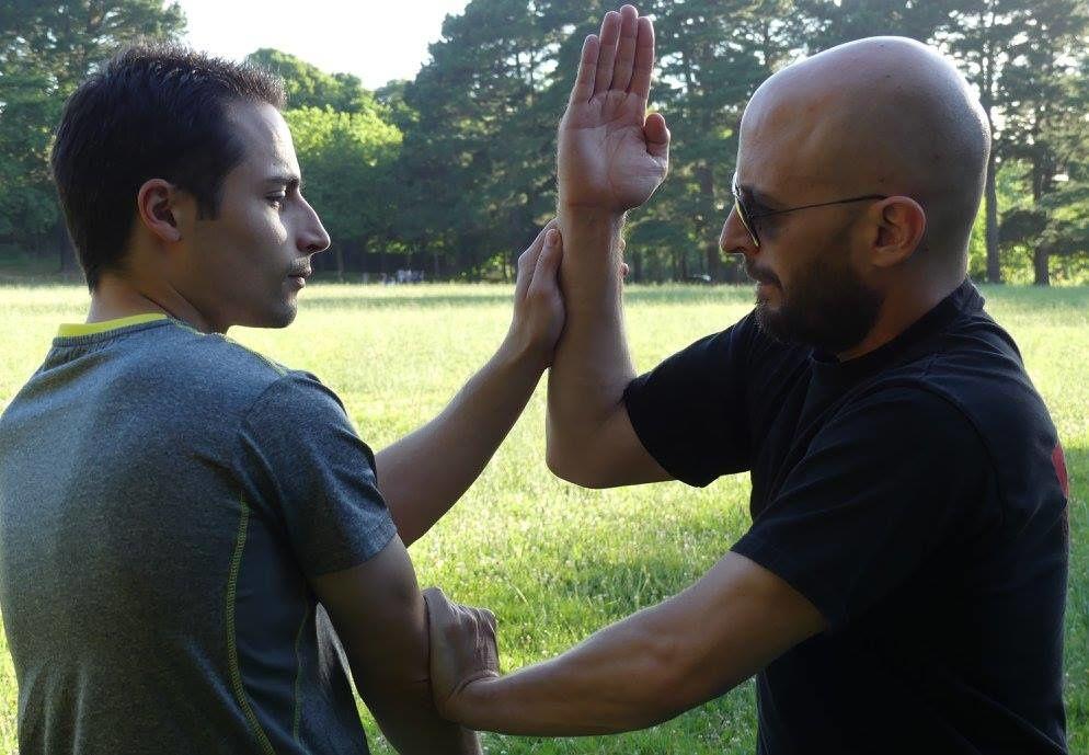 Cours de Self-Défense et cours particuliers (Sur Nantes, Sautron)
