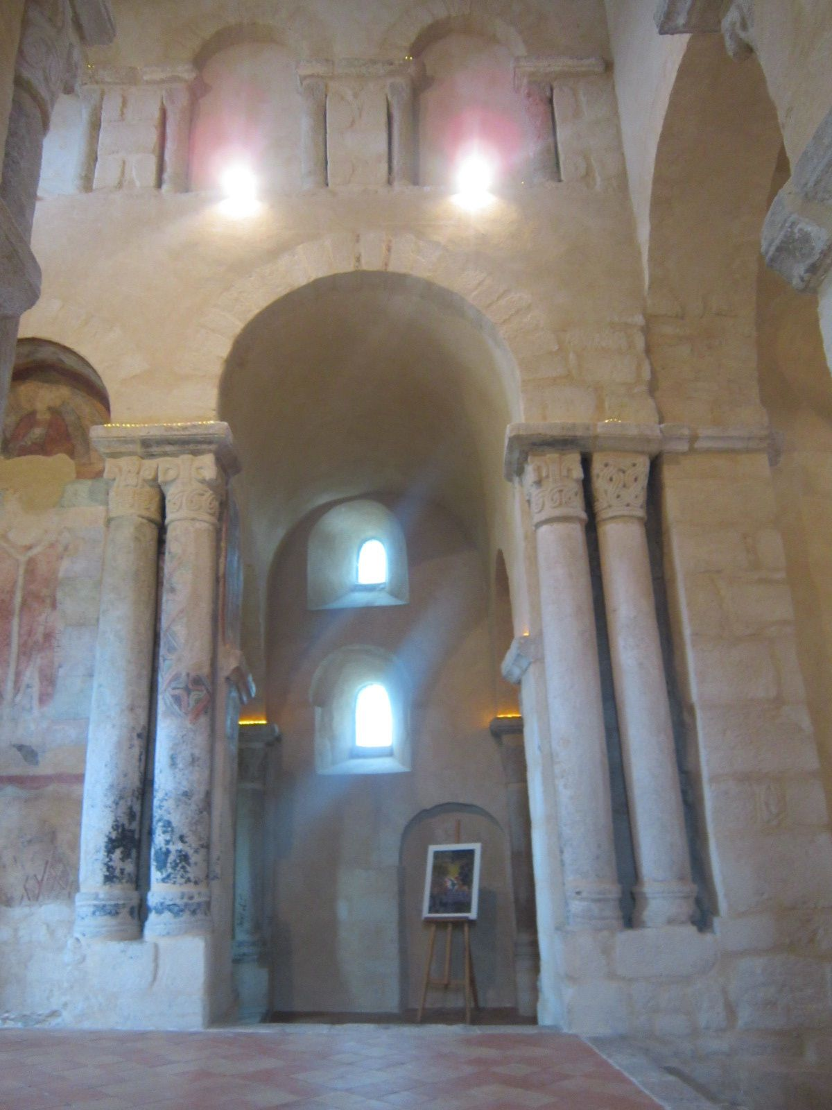 Prieuré de St-Romain Le Puy (42610, Loire)