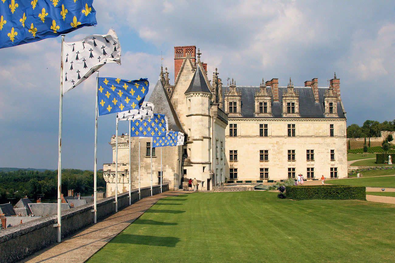 Château d'Amboise (37403 Amboise,France)