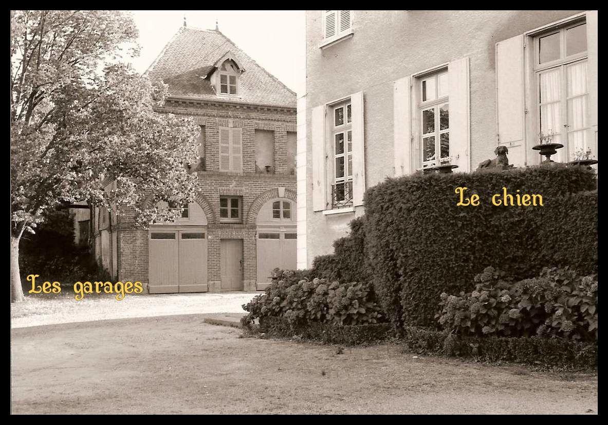 Château de la Tuilière (42600 Montbrison, Loire)