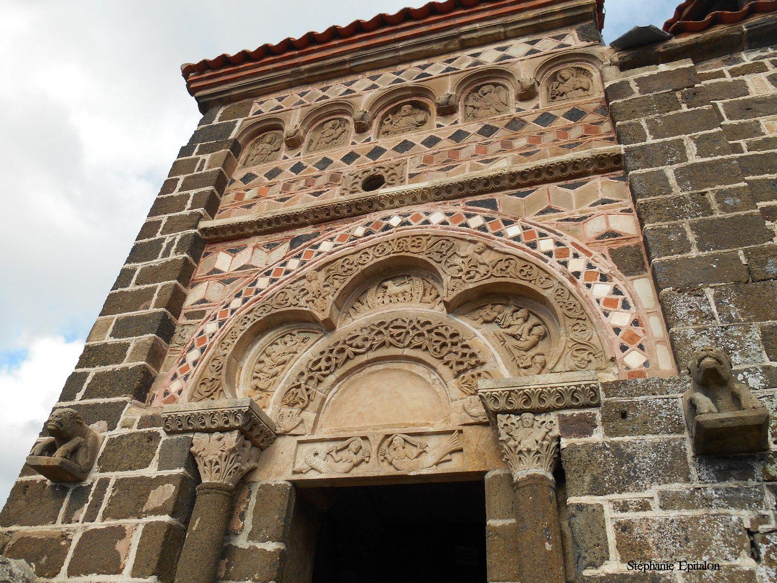 façade entrée de la chapelle