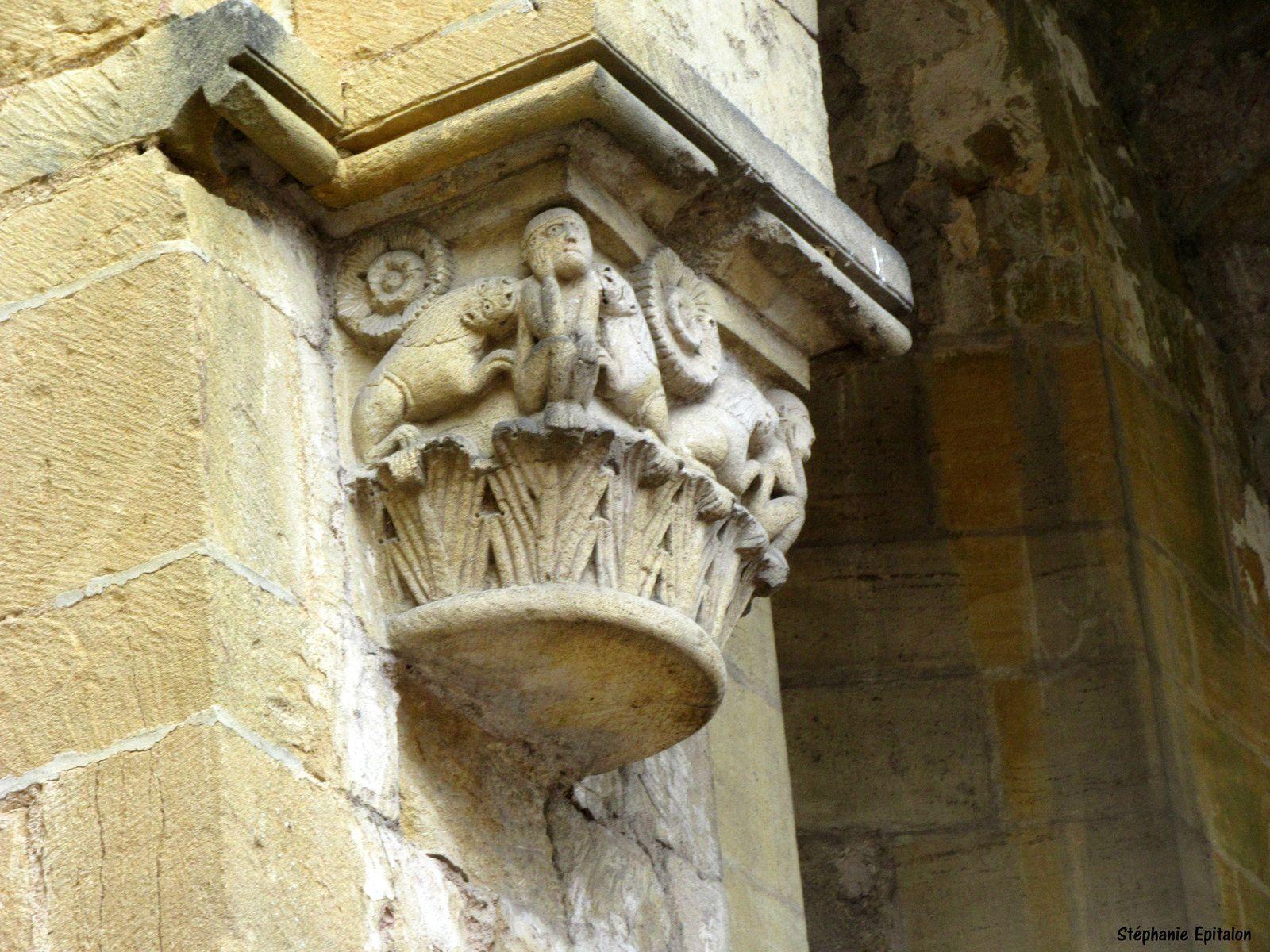 Abbaye de Charlieu (42190, Loire)