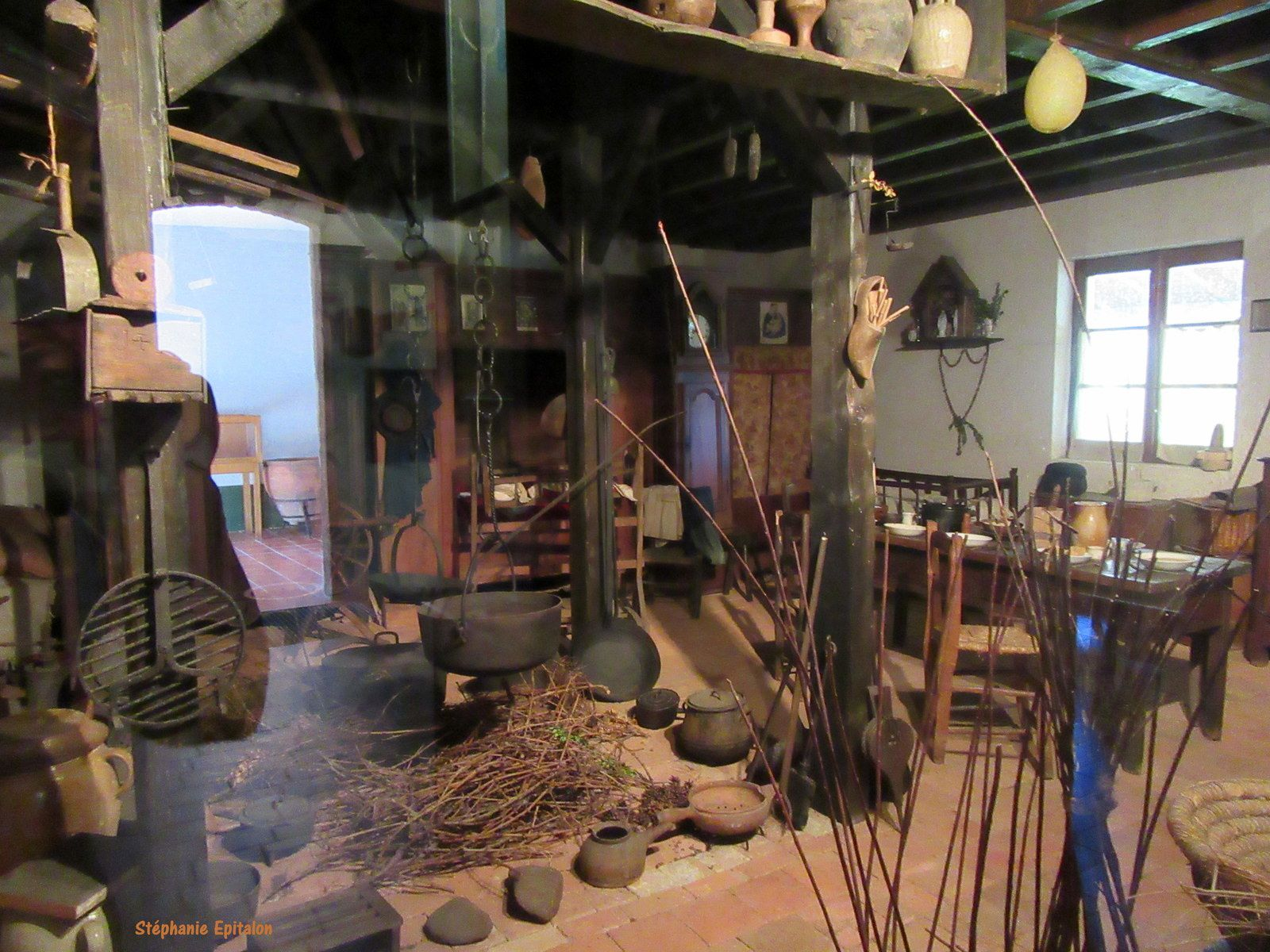 Musée Alice Taverne (42820 Ambierle, Loire)