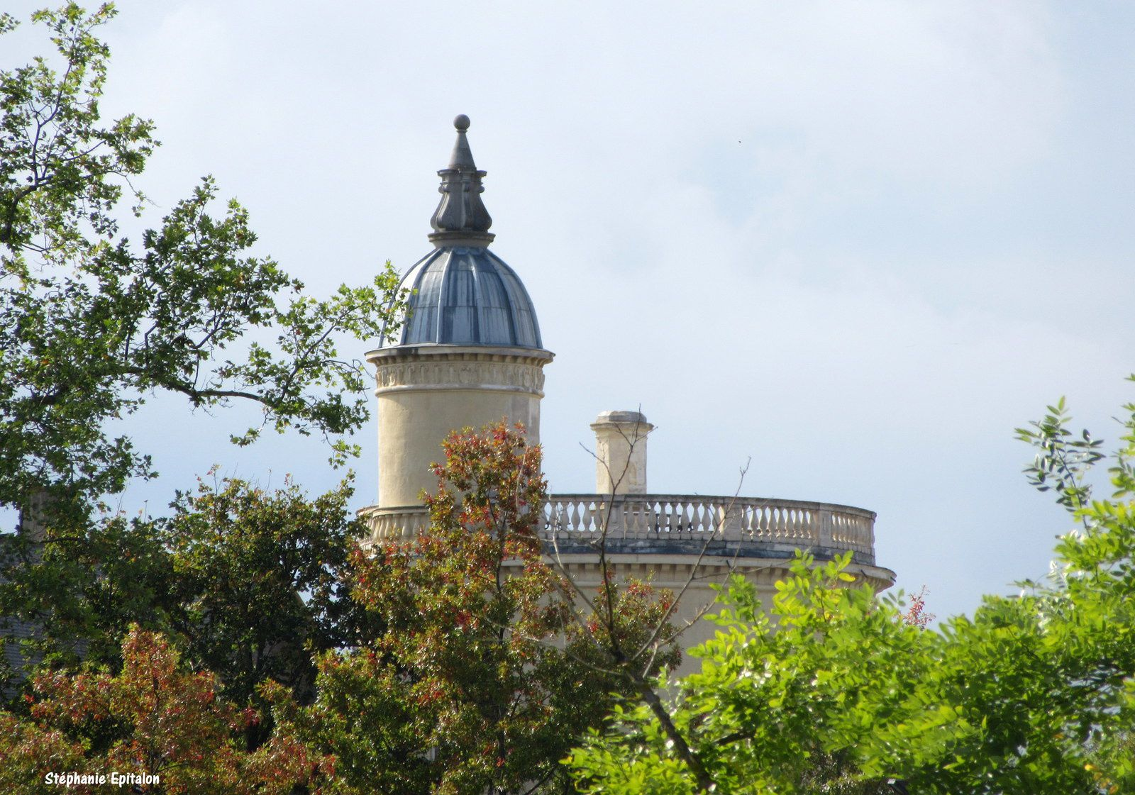 Château de Bouthéon et sa Fête de la Courge (42160, Loire)