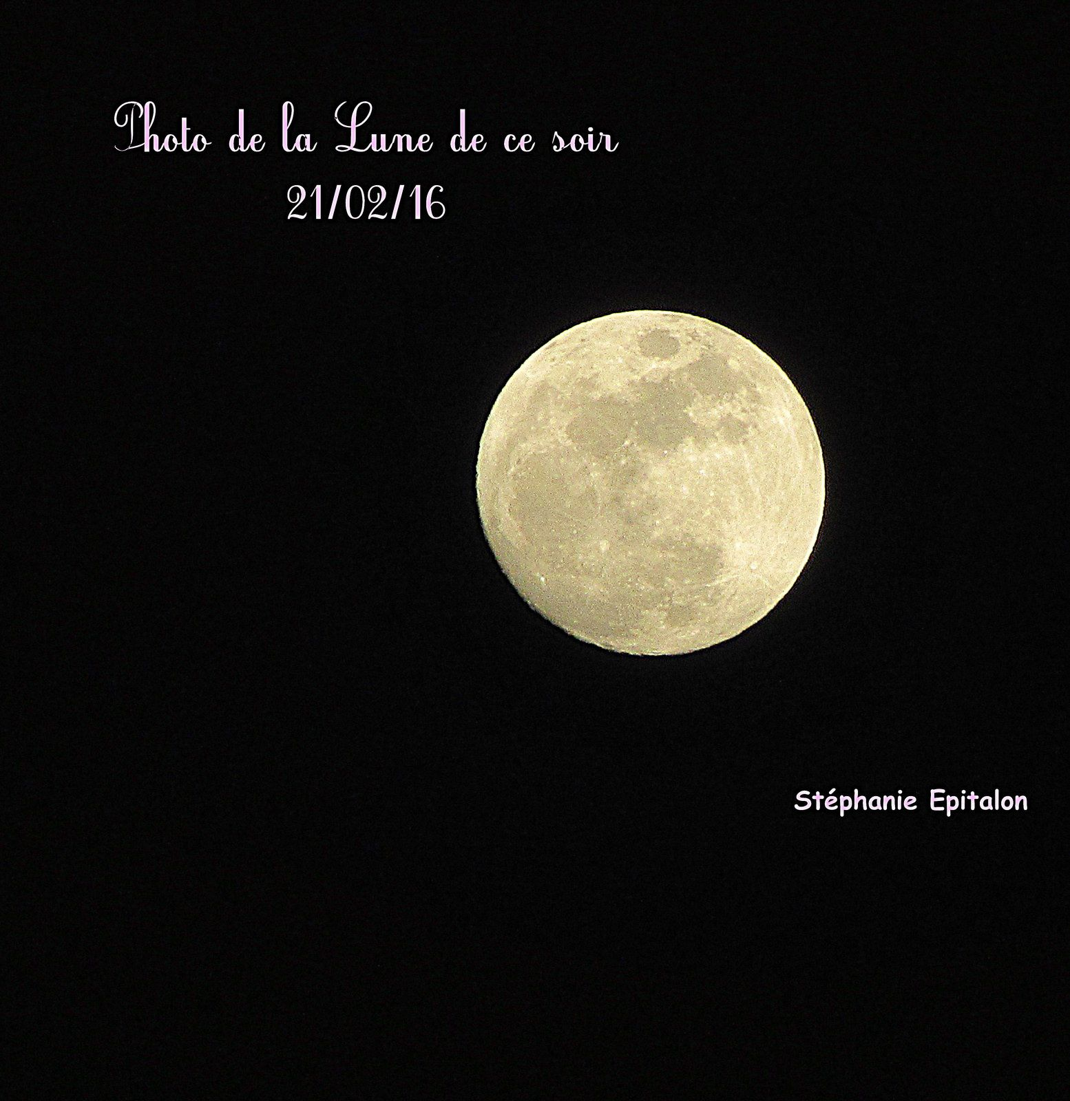 lune (42600 Savigneux)