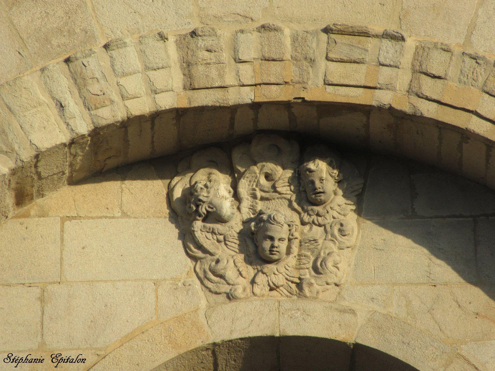 Montbrison, quartier du palais de justice, (42600, Loire)