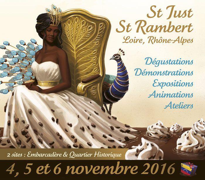 Salon du chocolat (Saint-Just-St-Rambert 42170)