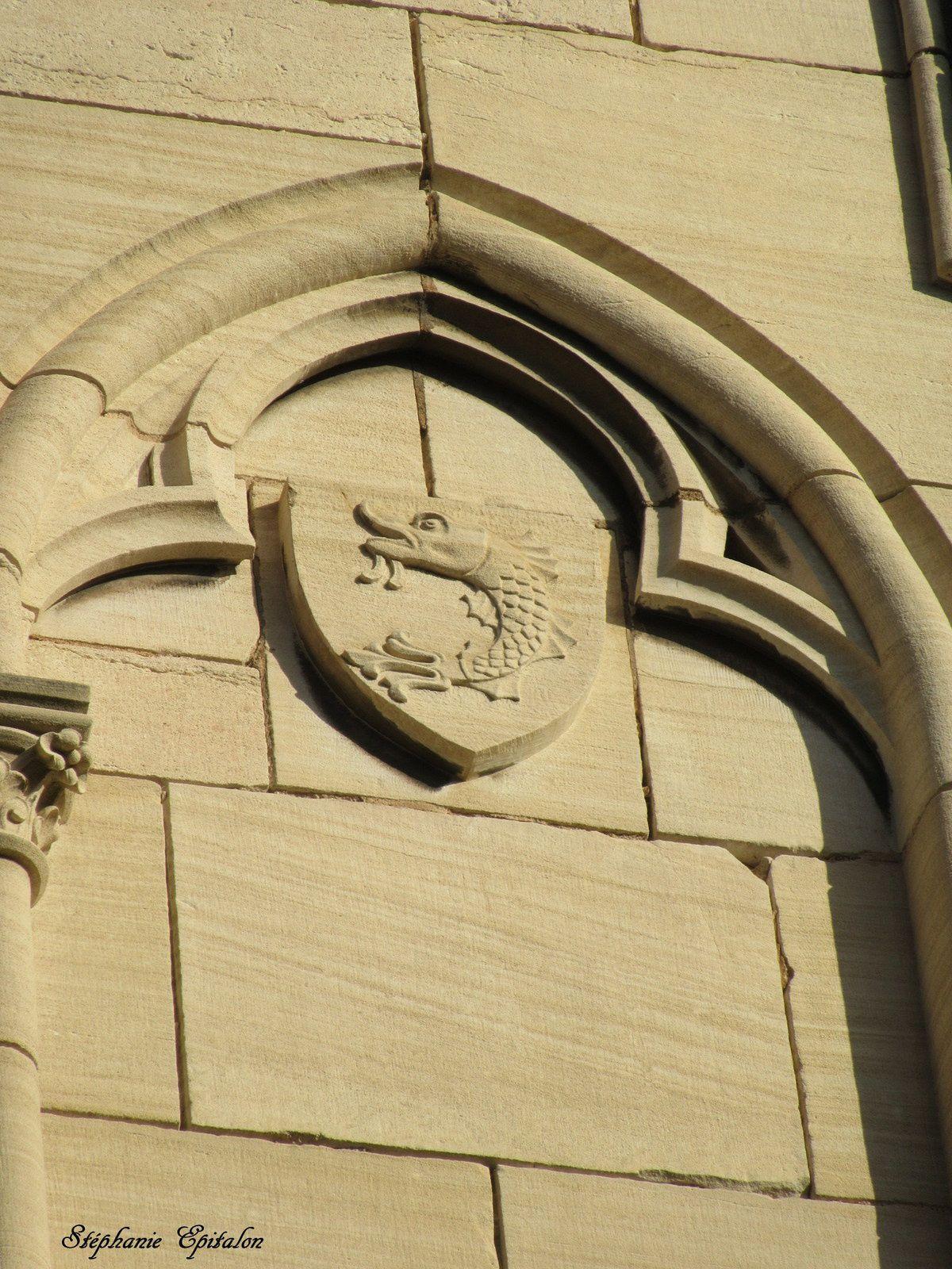 La Salle héraldique de la Diana