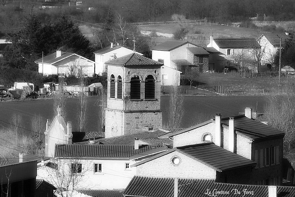 Eglise de St-Thomas-La-Garde