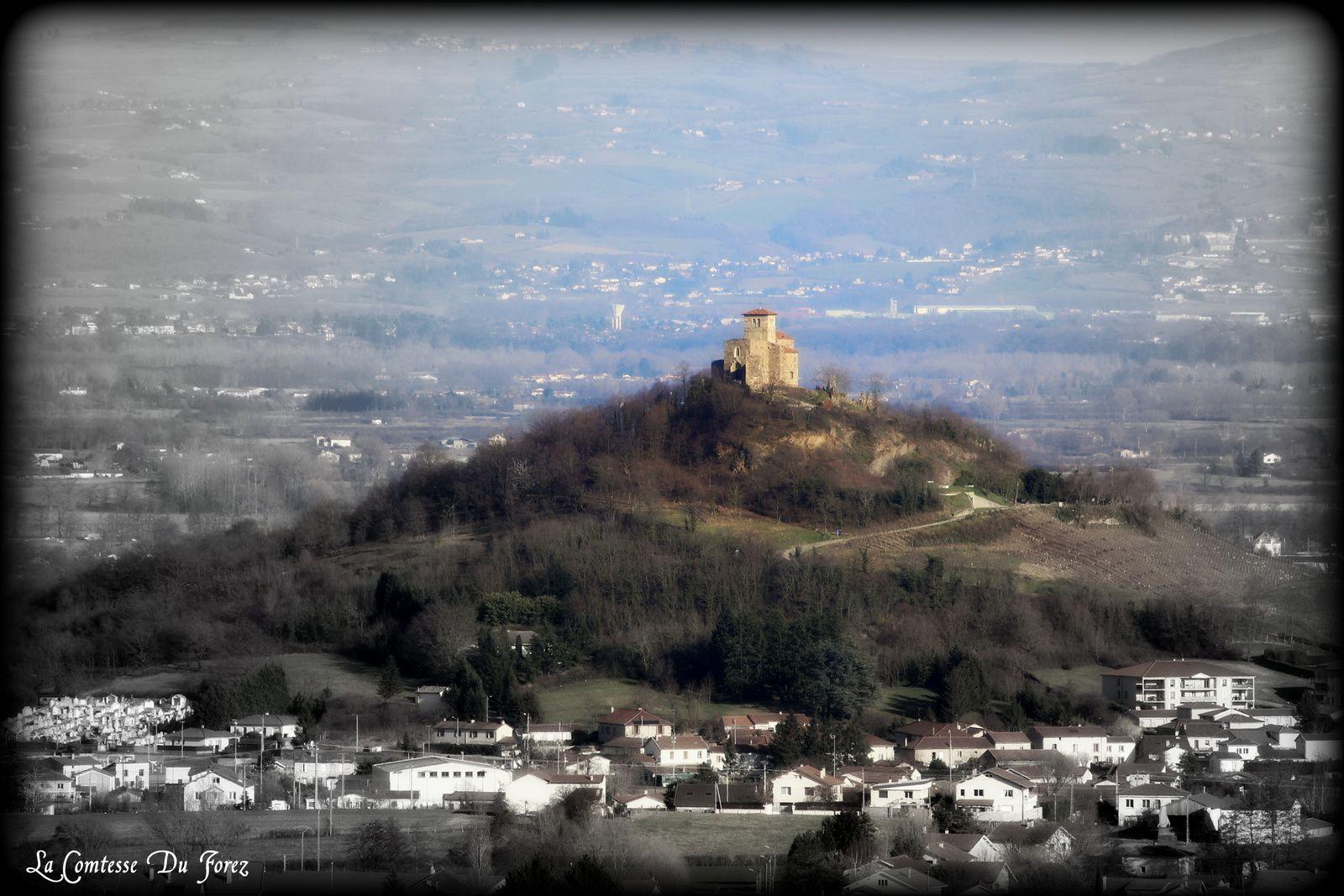 Pic de St-Romain le Puy