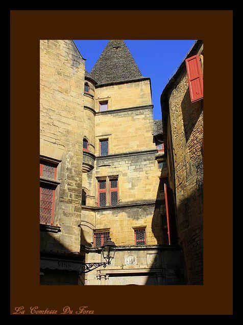 Manoir Gisson (24200 Sarlat, Périgord Noir)