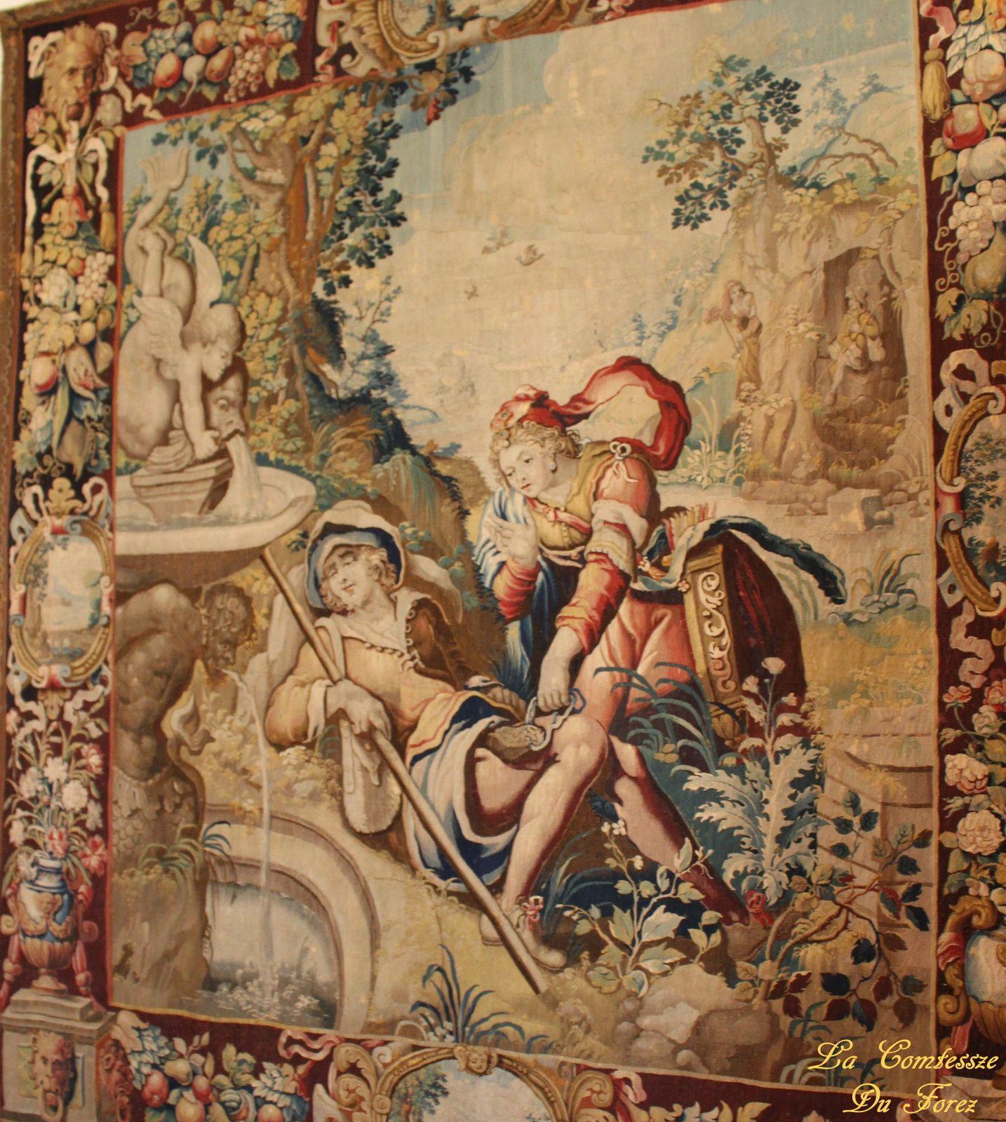 d'autres tapisseries