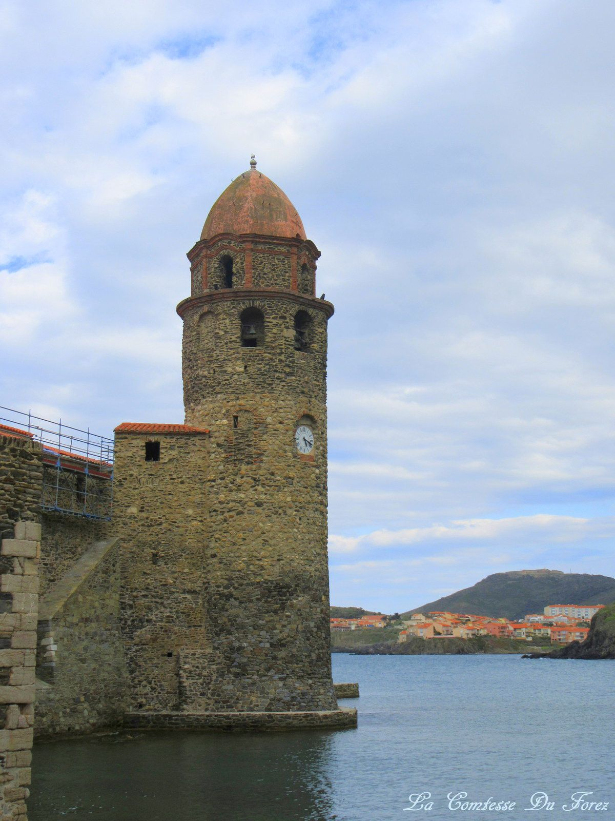 Collioure, sa Citadelle et son Château Royal, 66190 Collioure