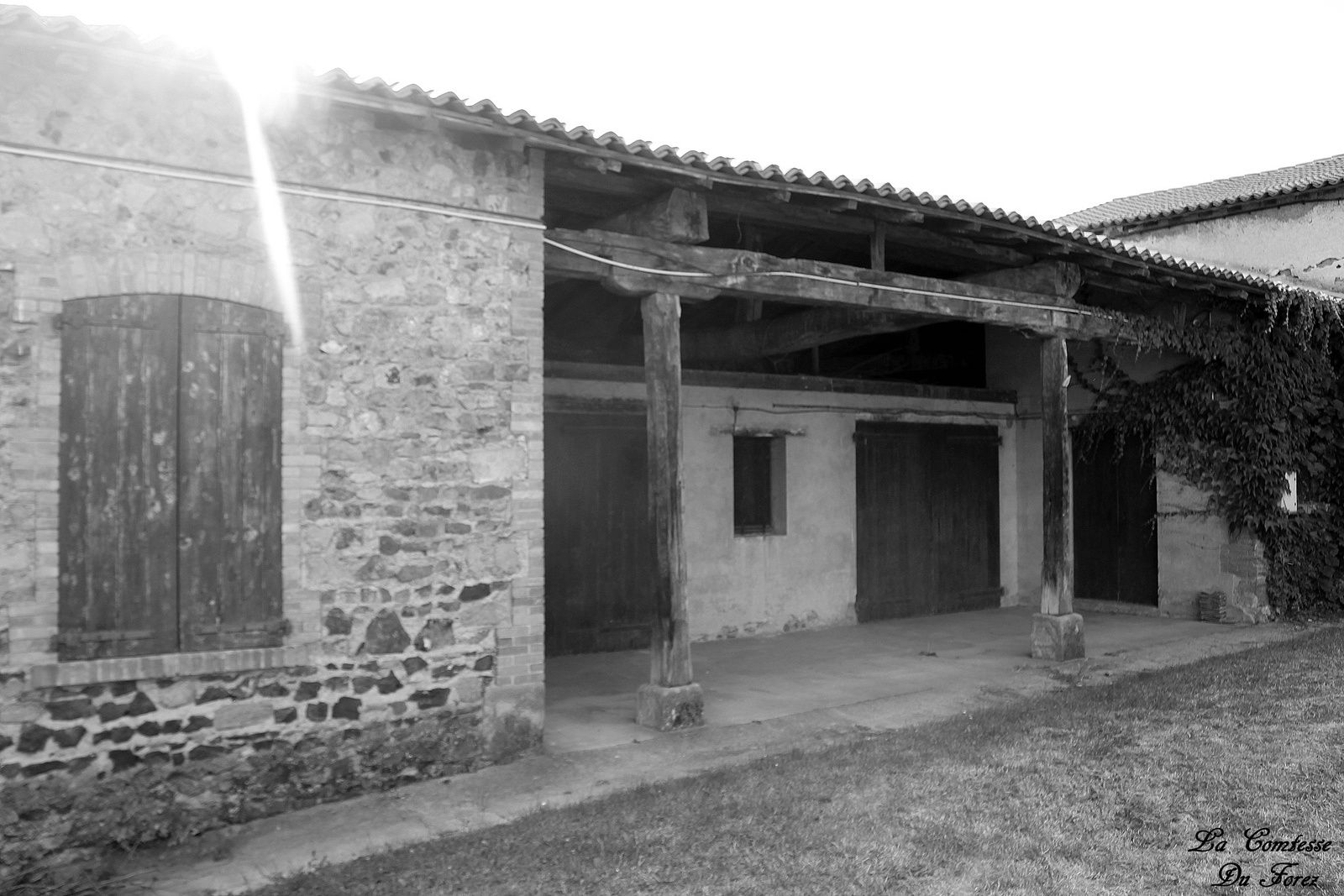 """Fin de la Visite : Pour découvrir l'église attenante au château voir article suivant """"Eglise Saint-Didier"""""""