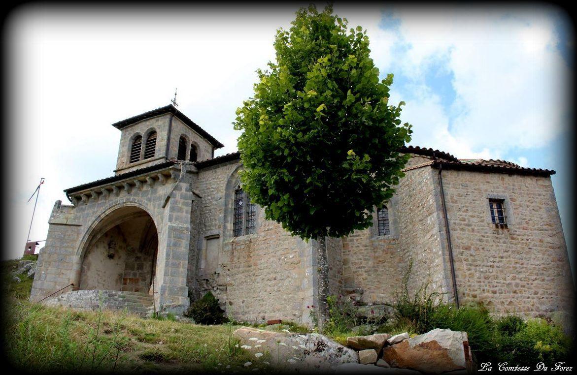 Montarcher (42380, Loire)