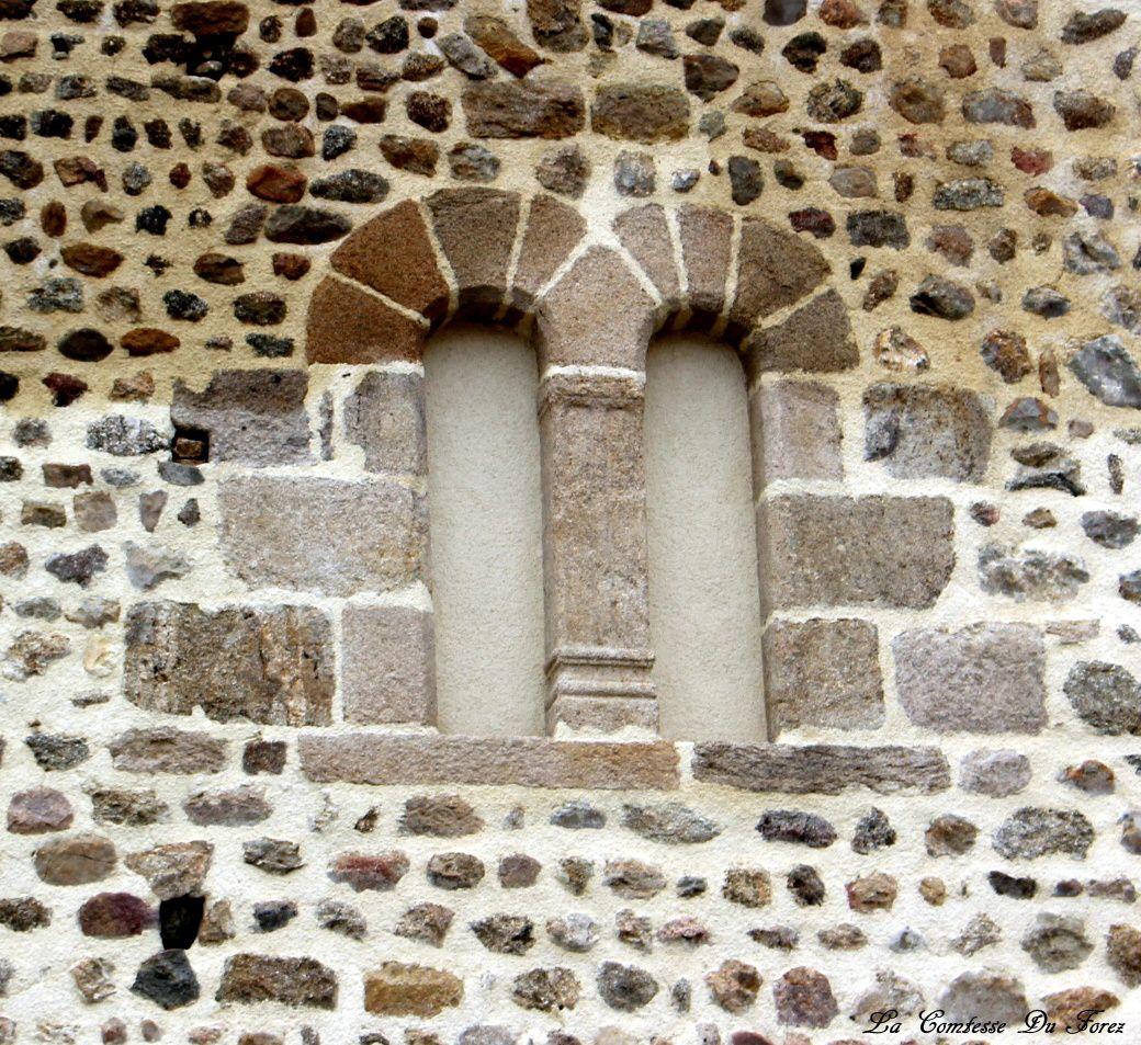 Pour la visite de l'église voir autre article sur mon blog (catégorie Ma Loire 42)