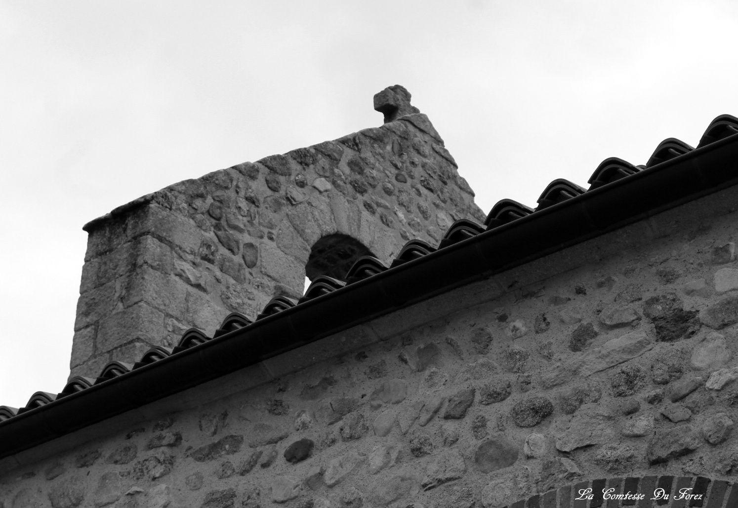 Saint Marcellin-en-Forez (42680, Loire) et la Maison de L'armorial